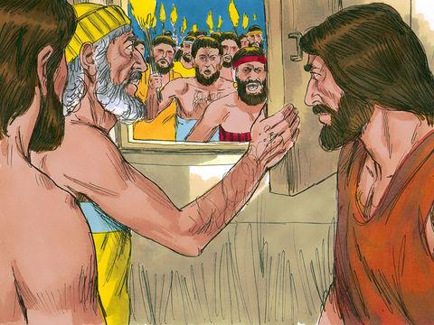 Sodome est le nom d'une ville de l'Antiquité caractérisée par l'immoralité généralisée qui a été détruite par Dieu. Sodome symbolise l'immoralité. La maison de Lot a été encerclée par les hommes de la ville qui voulaient coucher avec les 2 anges chez lui.