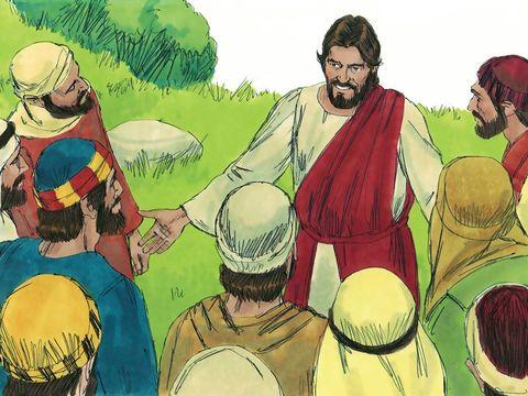 Les apôtres occupent au sein de l'église la position la plus élevée. Ils sont chargés de transmettre le véritable enseignement du Christ et de prendre les décisions importantes. Seuls les apôtres de Jésus ont le pouvoir de transmettre les dons.