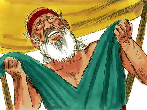 Jacob, après avoir appris la mort de son fils Joseph est tellement abattu qu'il désire rejoindre le shéol ou séjour des morts. On trouve aussi, plus rarement les termes « sépulcre, fosse ».