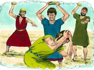 Jésus a déclaré:  Jérusalem, Jérusalem, toi qui tues les prophètes et qui lapides ceux qui te sont envoyés! Combien de fois j'ai voulu rassembler tes enfants, comme une poule rassemble ses poussins sous ses ailes, et vous ne l'avez pas voulu!