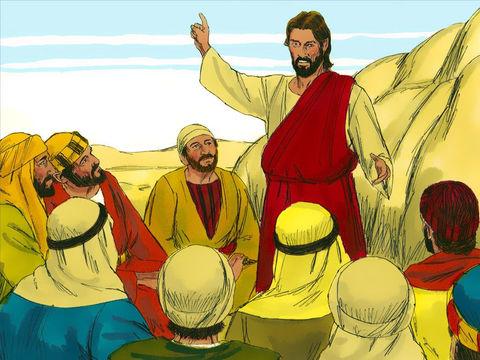 """Quand il était sur terre, Jésus avait répondu à ceux qui lui demandaient pourquoi ses disciples ne jeûnaient-ils pas comme les autres : « Jésus leur dit: """" Les amis de l'époux peuvent-ils être dans la tristesse tant que l'époux est avec eux ?"""""""