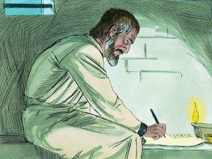 L'apôtre Paul était emprisonné à Rome. Il est resté fidèle jusqu'à la fin. Il encourage les églises.
