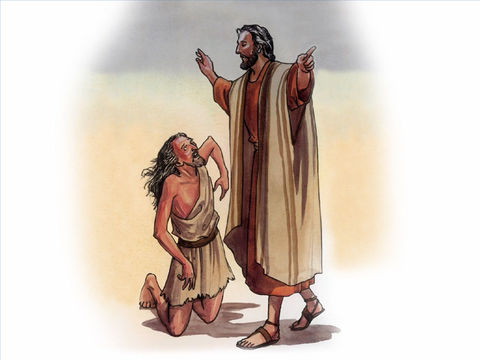 Jésus donne aux apôtres le pouvoir miraculeux de guérir les malades et d'expulser les démons.