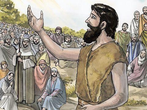 6 mois séparent le début du ministère de Jean le baptiste du baptême de Jésus et sachant que le baptême dans le Jourdain n'aurait pu se faire en hiver, Jean le Baptiste a commencé à baptiser au printemps de l'an 29 et Jésus s'est fait baptiser à l'automne
