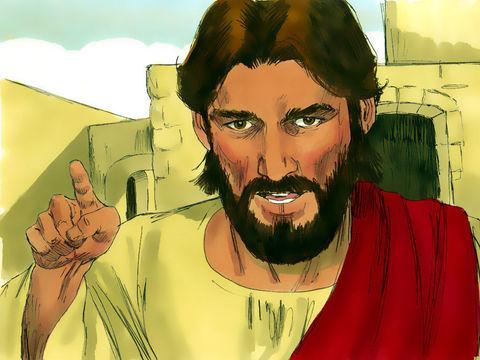 Le Roi de ce Royaume céleste de Dieu n'est autre que Jésus-Christ, le Fils de Dieu, dont la venue avait été annoncée dès la Genèse par plus de 300 prophéties et dont l'enseignement a constitué la base de l'Eglise chrétienne.