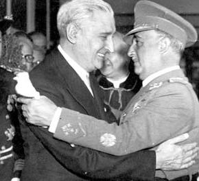 A partir de 1929, qui marque le début d'une grave crise économique mondiale, on assiste à la montée au pouvoir de régimes fascistes et totalitaires, comme Mussolini en Italie, Franco en Espagne, Salazar au Portugal. livre de l'apocalypse.