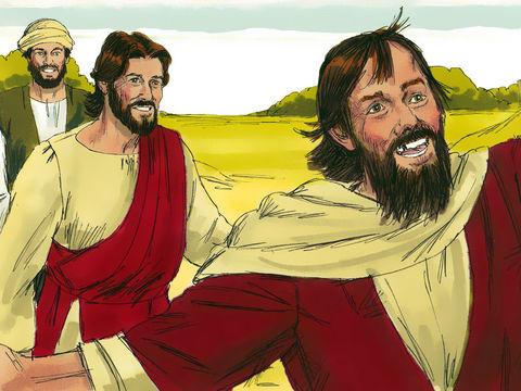 Jésus et les Apôtres ont montré un échantillon de ce qu'ils feraient plus tard, en tant que Prêtres et Rois de la terre, guérissant toutes sortes de maladies, ressuscitant les morts, soulageant et en encourageant tous ceux qui en avaient besoin.