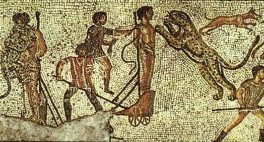 Les premiers chrétiens refusaient de prendre part au culte impérial au sein de l'Empire romain. Cela leur a valu les pires persécutions. De très nombreux chrétiens ont été mis à mort dans des conditions abominables devant des spectateurs avides de sang.