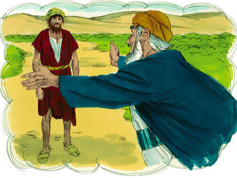 La parabole du fils prodigue. L'enseignement de Jésus visait avant tout à toucher les cœurs et à faire émerger les meilleures intentions qui pousseraient ensuite à des actions concrètes. Pour cela il utilisait des paraboles.
