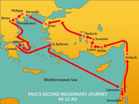 Peu de temps après sa résurrection, Jésus a commencé à rassembler, parmi les premiers chrétiens, ses cohéritiers qui exerceront les fonctions de Rois et Prêtres à ses côtés notamment grâce aux voyages missionnaires de Paul.