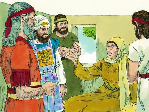 Le roi Josias, le dernier bon roi de Juda, conclut une alliance devant Jéhovah et s'engage à respecter ses commandements, ses instructions et ses prescriptions de tout son cœur et de toute son âme. Le peuple s'engage aussi dans la même alliance.