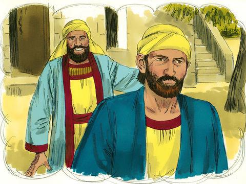 Ces serviteurs envoyés avec insistance auprès des Israélites figurent les prophètes de Dieu qui ont bien souvent été rejetés, insultés, chassés, persécutés, voire tués ! Le maître de la vigne (Dieu) envoie alors son propre Fils vers les vignerons.