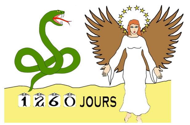 Les ailes du grand aigle ont été données à la femme poursuivie par le serpent afin qu'elle s'envole au désert. Mais Satan, le dragon, le serpent ancien est déterminé à faire disparaître celle qui personnifie l'organisation spirituelle de Jéhovah Dieu.
