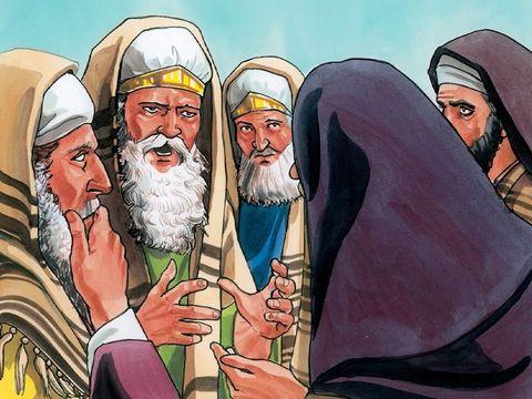 Jésus-Christ, envoyé par Dieu, seul moyen de salut pour les humains, a été mis à mort par ceux qui auraient dû être ses plus proches collaborateurs: les Juifs