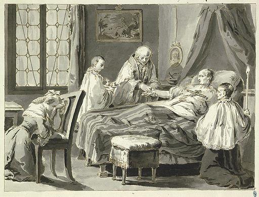 Tout chrétien baptisé doit obéissance à l'Eglise sous peine d'être privé des sacrements, comme l'eucharistie et l'extrême onction (appelée plus tard l'onction des malades). L'Eglise s'autoproclame dispensatrice de la rédemption (canon 992).