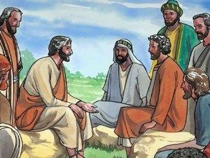Écoutons notre grand enseignant Jésus-Christ et mettons ses paroles en application.