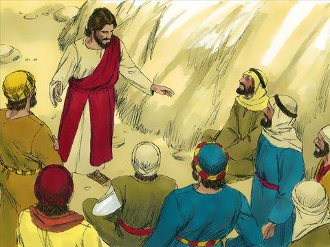 """Lorsqu'il était sur terre, Jésus avait donné, à plusieurs reprises, le même conseil: « Que celui qui a des oreilles pour entendre entende. """" Paroles reprises dans l'Apocalypse: Que celui qui a des oreilles écoute ce que l'Esprit dit aux Eglises."""