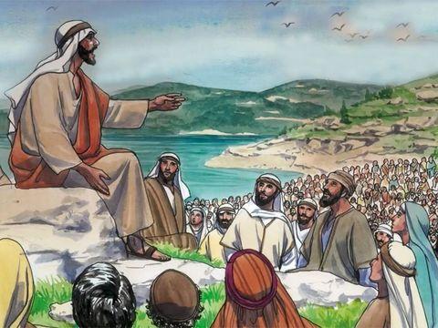 Jésus a promis à ses auditeurs rassemblés pour écouter son célèbre sermon sur la montagne : « Heureux ceux qui ont faim et soif de la justice, car ils seront rassasiés! »