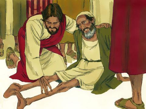 Jésus a réellement accompli de nombreux miracles. Il était ému de pitié en voyant la souffrance. Il était plein d'empathie et ressentait les émotions des personnes qui l'approchaient.