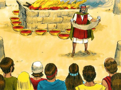 Les Israélites s'étaient engagés à respecter leur alliance conclue avec Jéhovah Dieu dans le désert du Sinaï. C'est de cette nation que devait être issu le Sauveur de l'humanité.