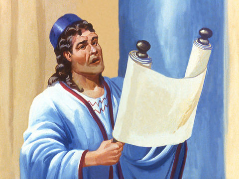 Le rouleau de Cyrus est retrouvé à Ecbatane  - le décret indiquait que les Juifs pouvaient retourner à Jérusalem et y rebâtir le Temple de Jéhovah ou Yahvé.