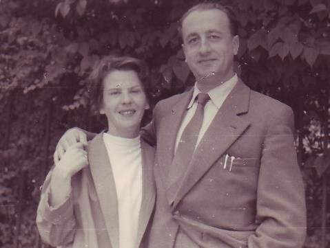 Gisela und Joachim Tettenborn