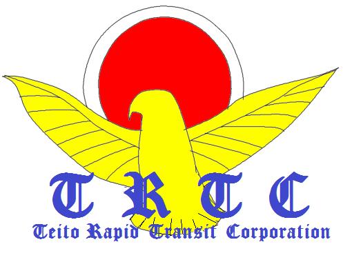 帝都高速鉄道サイトは社章をクリック