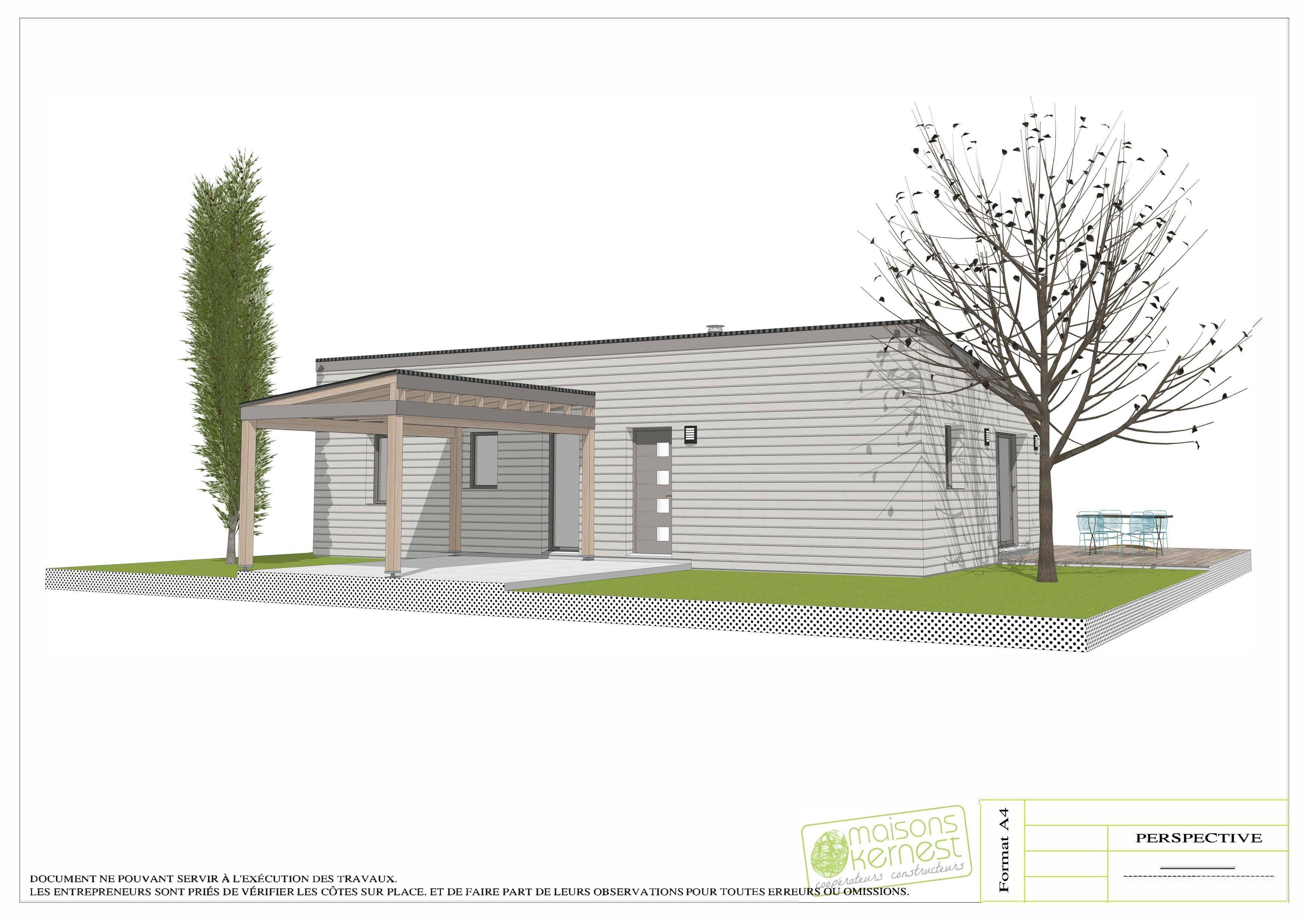 Maisons Kernest constructeur maison bois 44