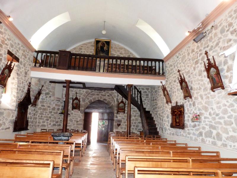 église La Bastide l'Evêque, Le Bas Ségala