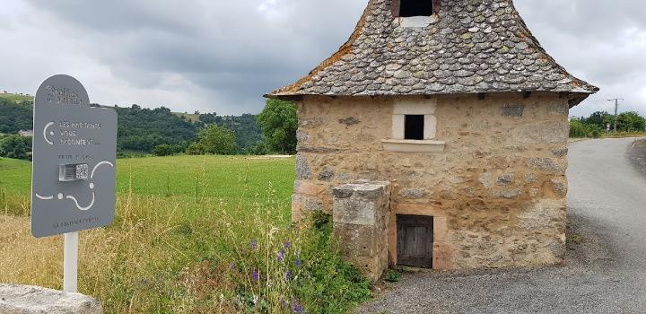 parcours sonore Oreilles en Balade, Le Bas Ségala