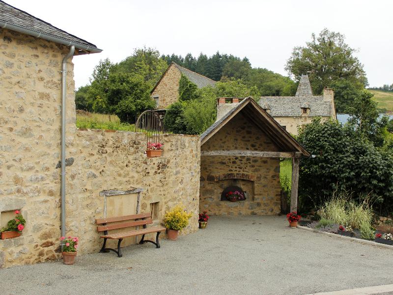 village de Tizac, Le Bas Ségala