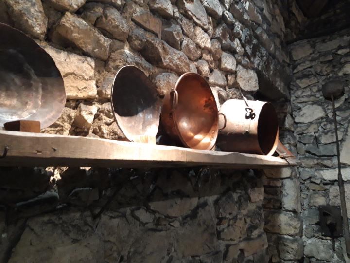 Martinets du Lézert, Le Bas Ségala
