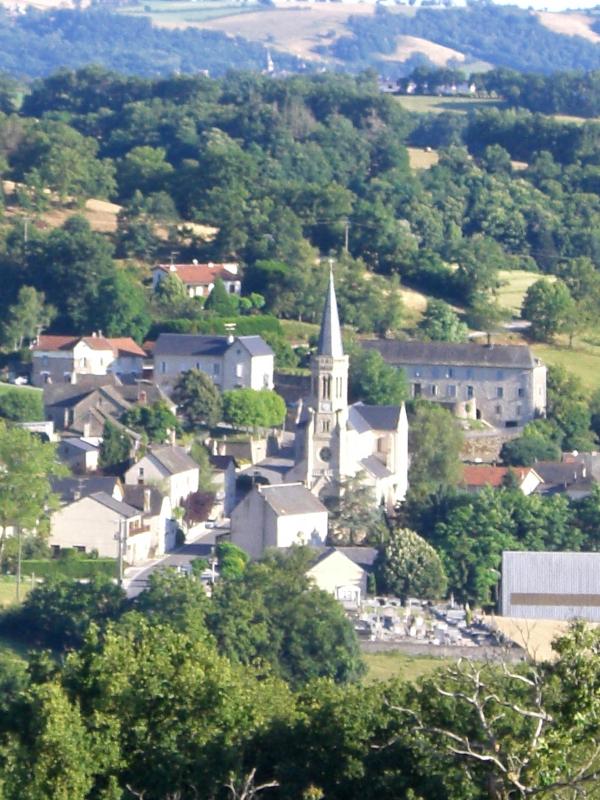 Saint-Salvadou, Le Bas Ségala