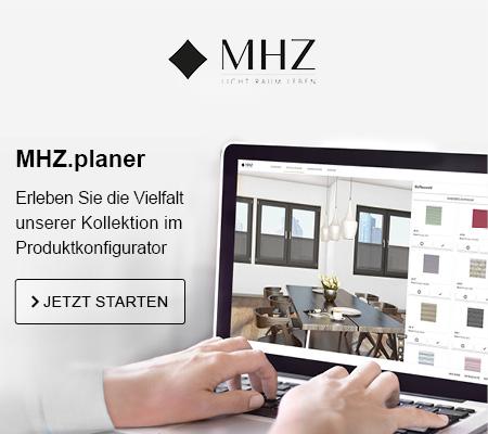 Werbebanner für den MHZ Planer