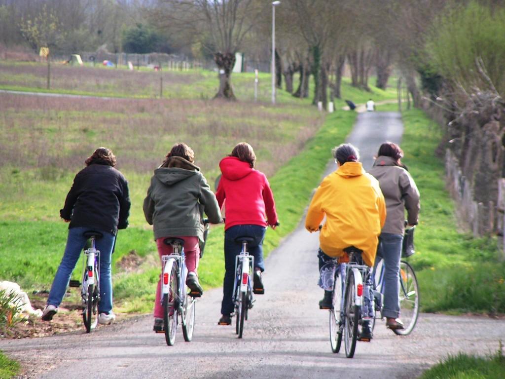 Nous mettons à disposition des vélos dans les gîtes pour partir à toute heure en balade !