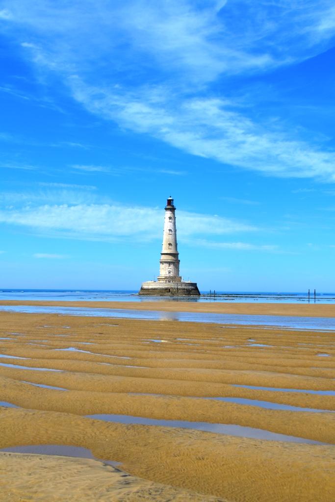 Le célèbre phare de Cordouan, unique au monde