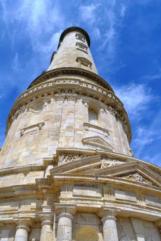Le phare de Cordouan, à 30 mn du gîte