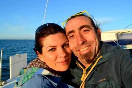Stéphanie et Gaël Charpentier