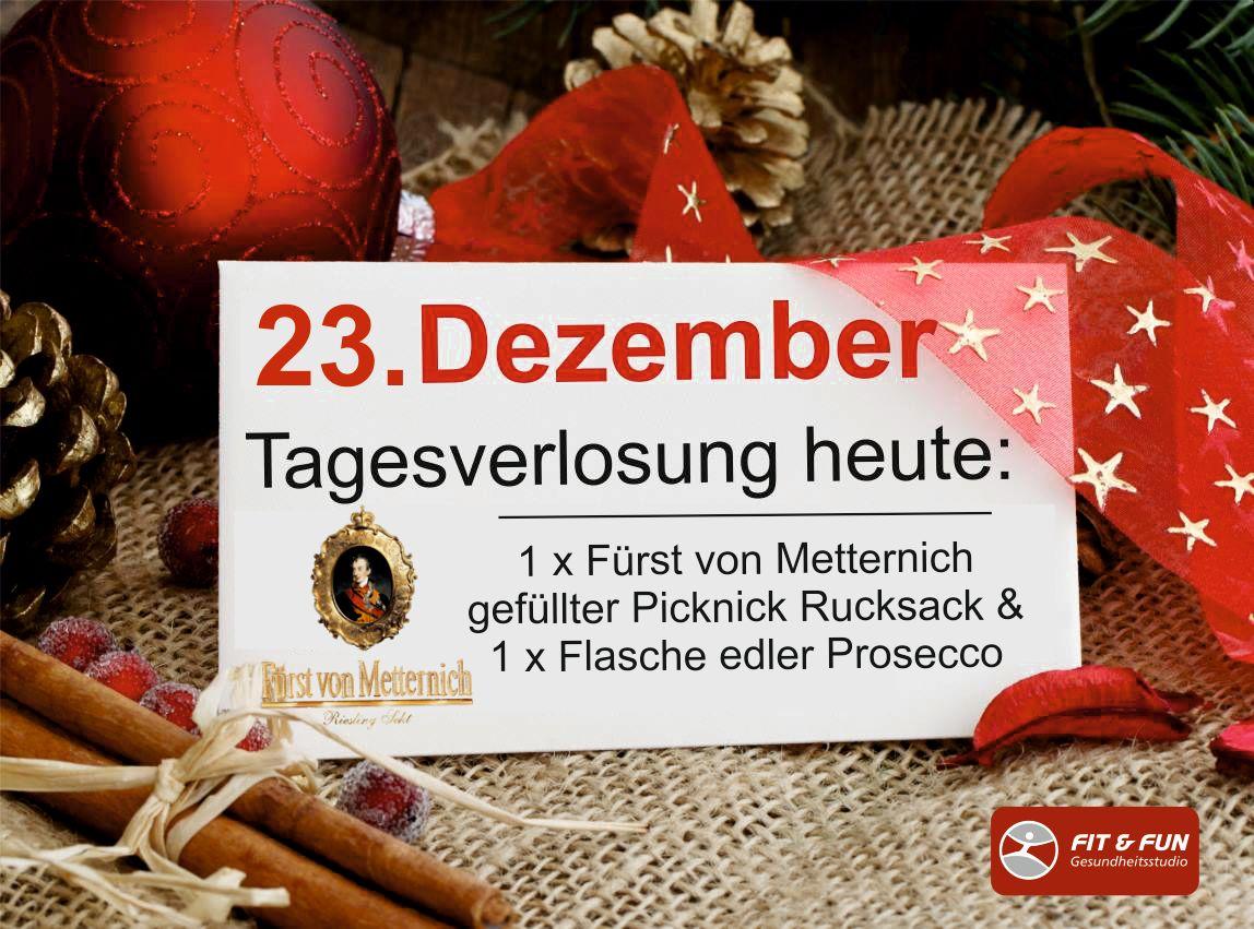 Mitglieder-Adventskalender 23.12. - Kommentiere und gewinne!