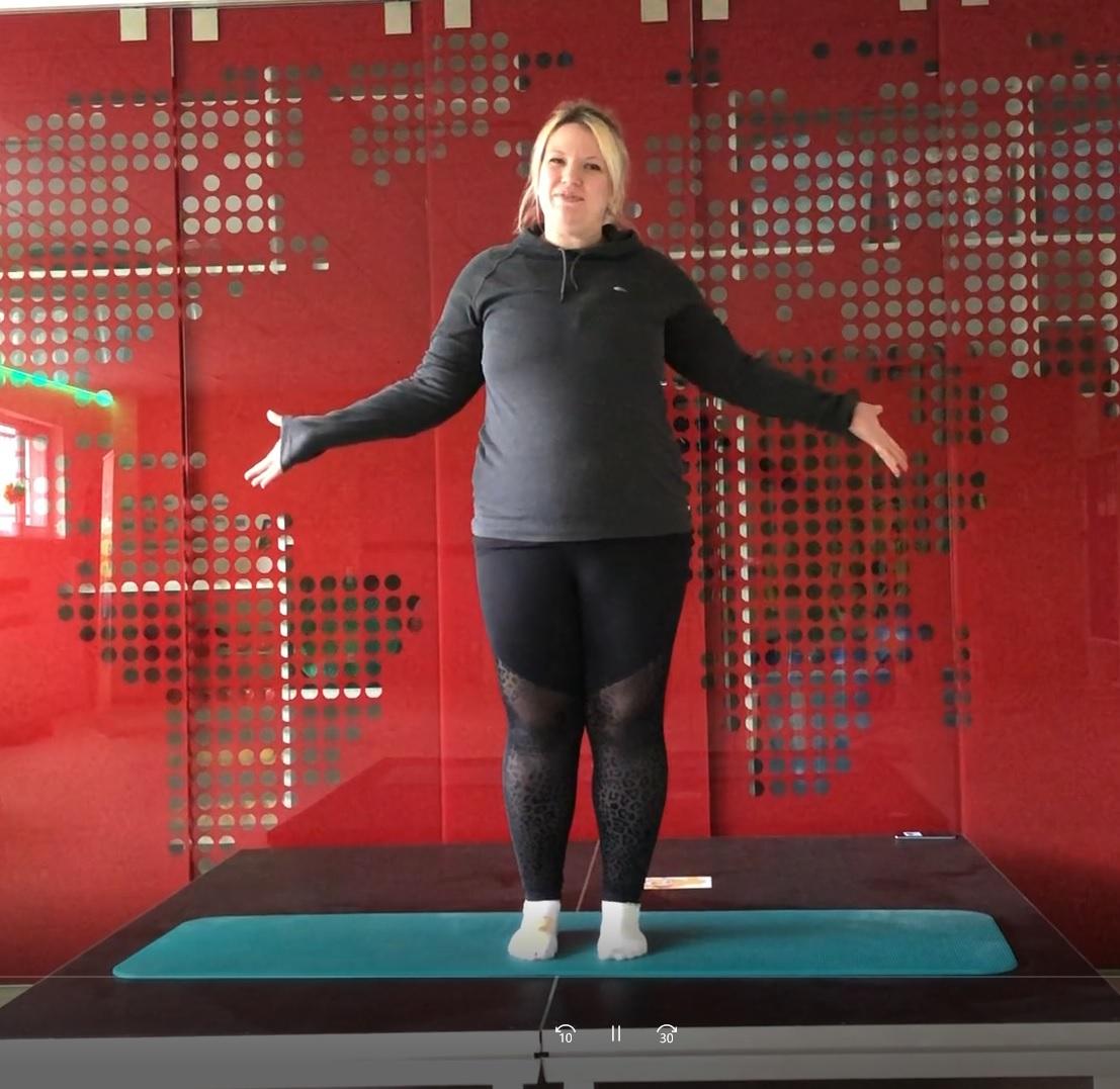 Pilates für Fortgeschrittene