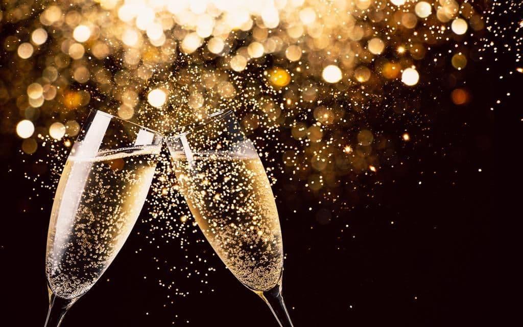 Zum Jahreswechsel wünschen wir Euch alles Gute