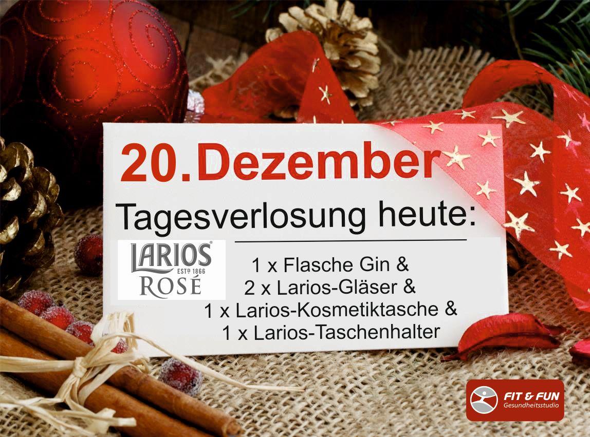 Mitglieder-Adventskalender 20.12. - Kommentiere und gewinne!