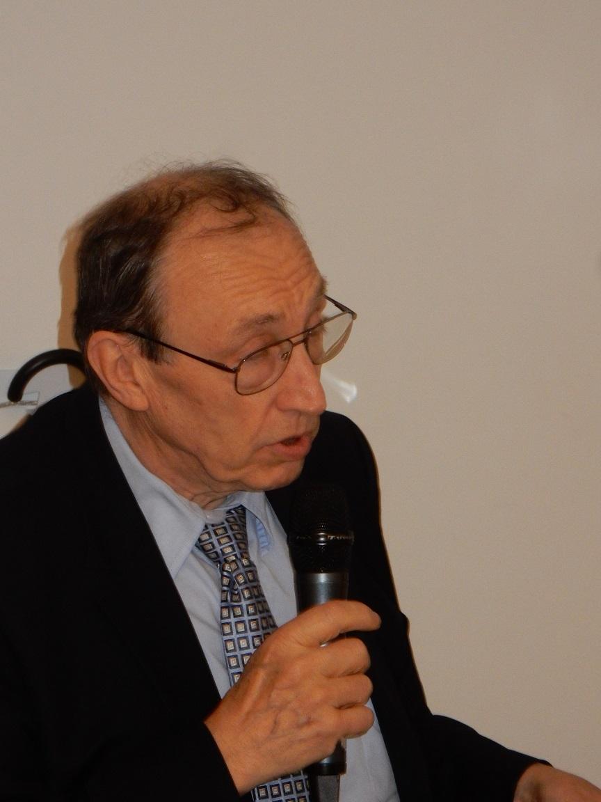 Patrick PALUS, Président d'APSM-PharBal, pour la conclusion du séminaire.