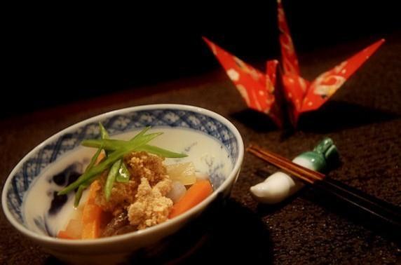 鱈子と野菜の煮物