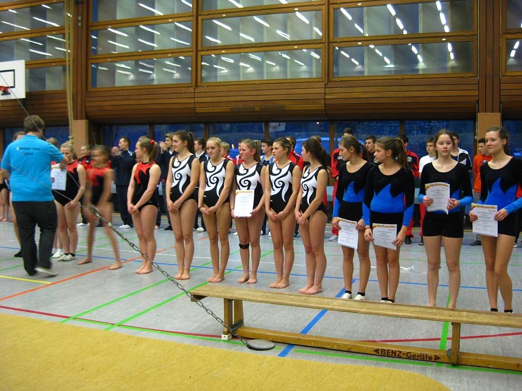 Bezirksliga Mannschaft