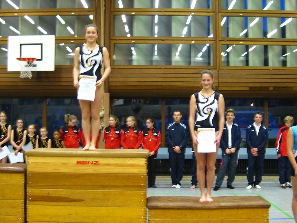 Einzelqualifikation Bezirksfinale