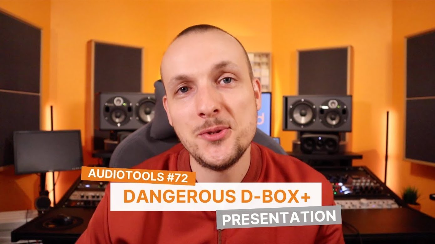 Dangerous Music D-Box+
