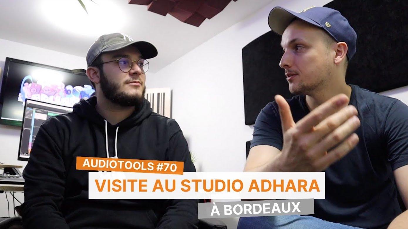 Visite chez Adhara Studio