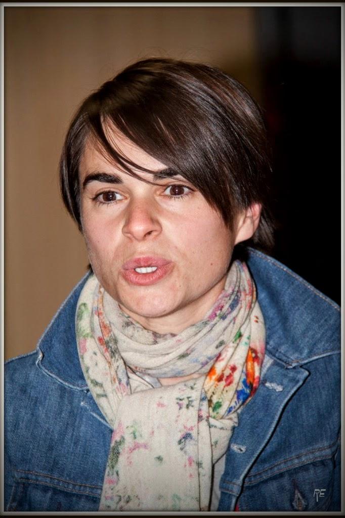 Agnès Thisse