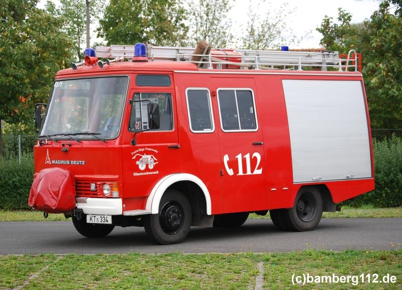 LF8 der FF Hofolding - Baujahr 1981 - ausser Dienst gestellt 1999 - mehr Informationen hierzu dann klicken Sie auf das Bild